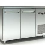 Ψυγείο Πάγκος Συντήρηση Με 2 Πόρτες Με Μηχανή 135x60x87cm / 00525 | Geniko Emporio – Επαγγελματικός Εξοπλισμός Εστίασης – Καταστημάτων και Ξενοδοχείων