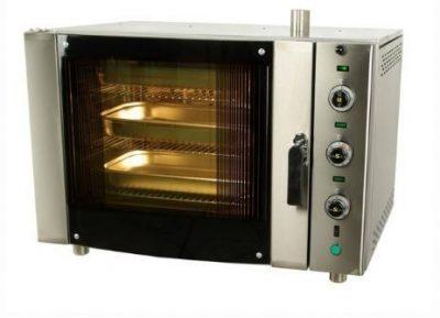 Ηλεκτρικός Φούρνος F70 με Προσθήκη Ατμού 99x76x78cm / 01312 - Geniko Emporio Επαγγελματικός Εξοπλισμός Επιχειρήσεων Εστίασης και Ξενοδοχείων