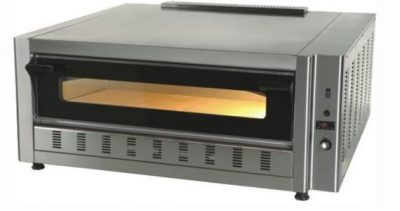 Φούρνος Aερίου Πίτσας FG6L (Ψηφιακο Θερμόμετρο) 92x70x17cm / 01346 - Geniko Emporio Επαγγελματικός Εξοπλισμός Επιχειρήσεων Εστίασης και Ξενοδοχείων