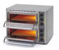 Φούρνος πίτσας με πυρότουβλο 67x58x50cm PZ 430D / 04315 - Geniko Emporio Επαγγελματικός Εξοπλισμός Επιχειρήσεων Εστίασης και Ξενοδοχείων