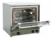 Φούρνος Βεβιασμένης Κυκλοφορίας Αέρα + Grill FC 60TQ 60lt - 59x61x59cm / 04322 - Geniko Emporio Επαγγελματικός Εξοπλισμός Επιχειρήσεων Εστίασης και Ξενοδοχείων