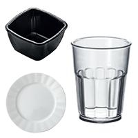 Πιάτα - Μπωλ - Ποτήρια