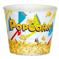 Κύπελλα Pop Corn Μίας Χρήσης