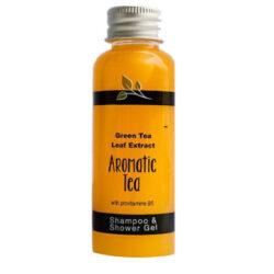 Σαμπουάν-ΚΑΙ-Αφρόλουτρο-50-ml-aromatιc-tea-με-προβιταμίνη-β5-και-εκχύλισμα-τσαγιού Geniko Emporio Επαγγελματικός Εξοπλισμός Επιχειρήσεων Εστίασης και Ξενοδοχείων
