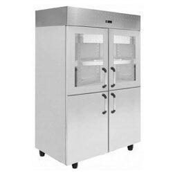 Ψυγείο Θάλαμος Συντήρηση, 4 Πόρτες GN - 140 x 78 x 215cm Geniko Emporio Επαγγελματικός Εξοπλισμός Επιχειρήσεων Εστίασης και Ξενοδοχείων