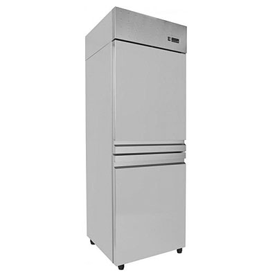 Ψυγείο Θάλαμος Συντήρηση Μονό με 2 Πόρτες 70 x 78 x 215cm Geniko Emporio Επαγγελματικός Εξοπλισμός Επιχειρήσεων Εστίασης και Ξενοδοχείων