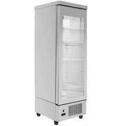 Ψυγείο Θάλαμος Συντήρησης με Κρύσταλλο 70 x 64 x 200cm Geniko Emporio Επαγγελματικός Εξοπλισμός Επιχειρήσεων Εστίασης και Ξενοδοχείων