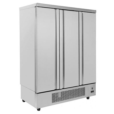 Ψυγείο Θάλαμος Συντήρηση, 3 Πόρτες GN - 134 x 70 x 186cm Geniko Emporio Επαγγελματικός Εξοπλισμός Επιχειρήσεων Εστίασης και Ξενοδοχείων