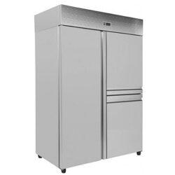 Ψυγείο Θάλαμος Συντήρηση, 6 Πόρτες GN - 140 x 78 x 215cm Geniko Emporio Επαγγελματικός Εξοπλισμός Επιχειρήσεων Εστίασης και Ξενοδοχείων