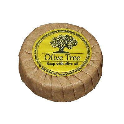 Olive-Tree-σαπούνι-ελαιόλαδου-στρογγυλό-30γρ-σε-οικολογικό-χαρτί Geniko Emporio Επαγγελματικός Εξοπλισμός Επιχειρήσεων Εστίασης και Ξενοδοχείων