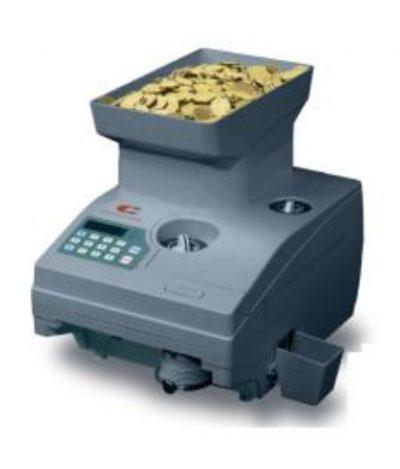 Καταμετρητής Κερμάτων CASHWORK Coin 100 - Geniko Emporio επαγγελματικός εξοπλισμός Εστίασης και ξενοδοχείων