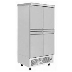 Ψυγείο Θάλαμος Συντήρηση, 4 Πόρτες GN - 89 x 70 x 186cm Geniko Emporio Επαγγελματικός Εξοπλισμός Επιχειρήσεων Εστίασης και Ξενοδοχείων
