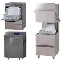 08) Επαγγελματικά Πλυντήρια Πιάτων - Ποτηριών
