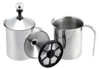 Belogia-mmf-810001-400ml-Manual-Milk-Frother-Inox-geniko-emporio