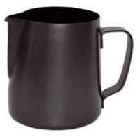 Belogia-mpt-120001-350ml-Milk-Pitcher-Metalic-Black-geniko-emporio