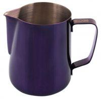 Belogia-mpt-130003-350ml-Milk-Pitcher-Transparent-Purple-geniko-emporio