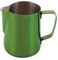 Belogia-mpt-130005-350ml-Milk-Pitcher-Transparent-Green-geniko-emporio