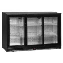 vitrina-syntirisis-tripli-black-bar-300lt-geniko-emporio