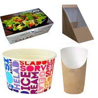 Συσκευασίες Τροφίμων Μίας Χρήσης