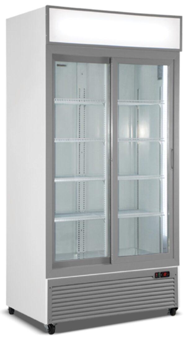 vitrina-sunthrhshs-dipli-me-suromenes-portes-cl801-vg2-white-genikoemporio-zagorianos